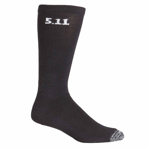 5.11 Tactical 9 Inch 3 pack Socks - Black