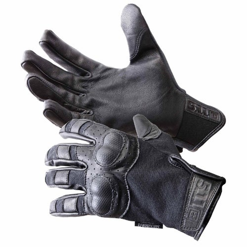 5.11 Tactical Hard Time Gloves - Black