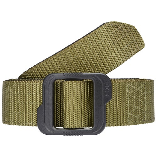 5.11 Tactical Double Duty TDU 1.5 inch Belt - TDU Green Black