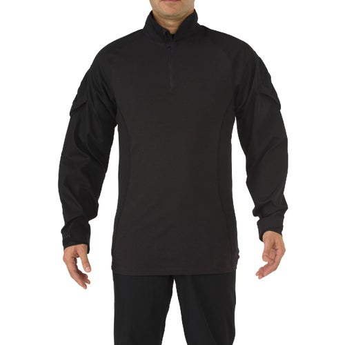 5.11 Tactical Rapid Assault Long Sleeve Shirt - Black