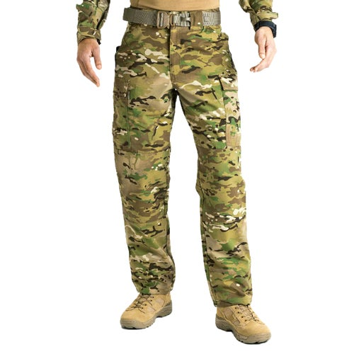 5.11 Tactical TDU Ripstop REGULAR LEG Pant - Crye MultiCam