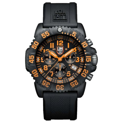 Luminox Navy Seal Colormark Chrono Watch