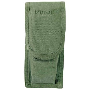 Viper Ambidextrous Pistol Holster Pouch - Olive Green