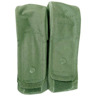 Viper AK Double Mag Pouch - Olive Green
