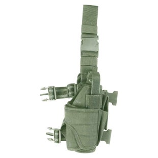 Viper Adjustable Weapon Holster - Olive Green