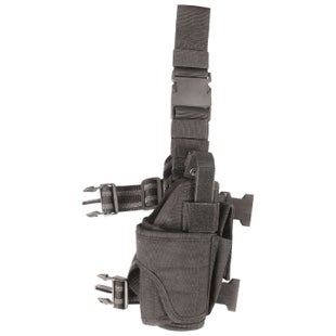 Viper Adjustable with Mag Pouch Holster Pouch - Black