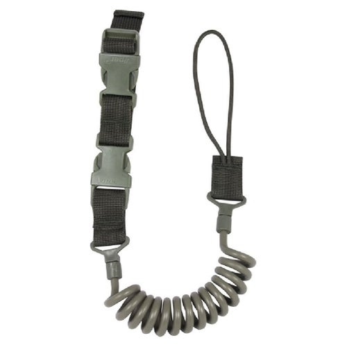 Viper Special Ops Pistol Lanyard - Olive Green