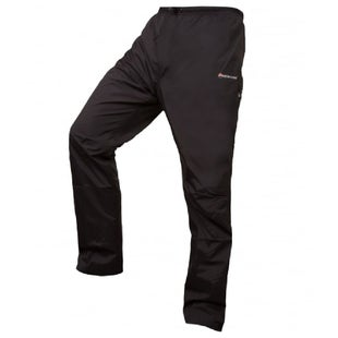 Montane Atomic Reg Length Waterproof Pant - Black