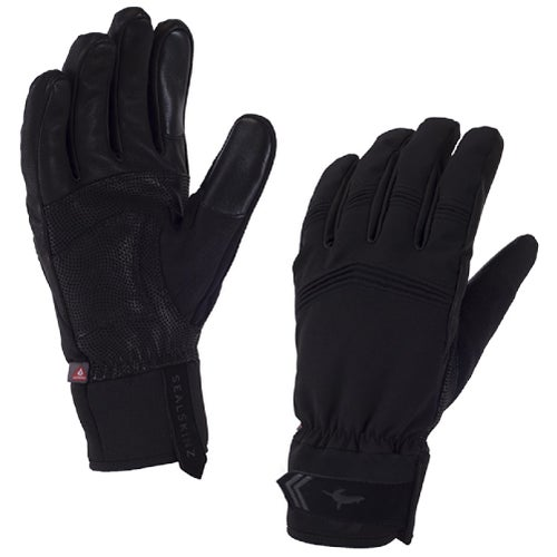 Sealskinz Performance Activity Gloves - Black Anthracite