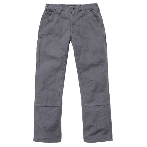 Carhartt Double Front Workwear Pant - Gravel