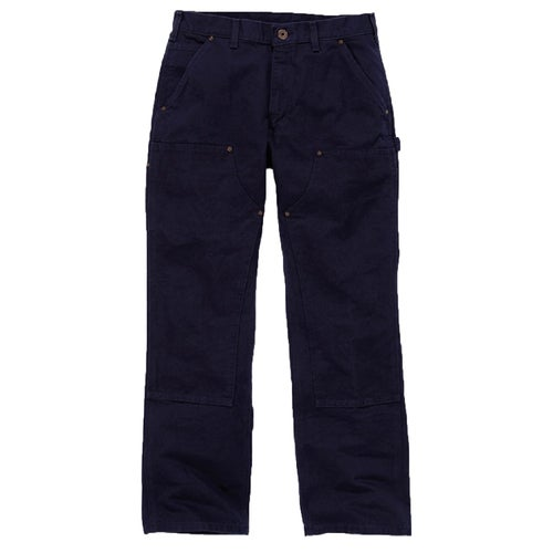 Carhartt Double Front Workwear Pant - Midnight