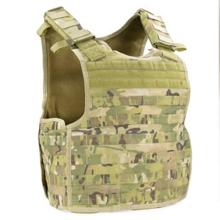 Condor Outdoor Defender Carrier Vest - Cry Multicam