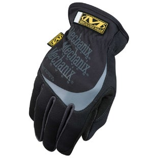 Mechanix Fast Fit Insulated Gloves - Black