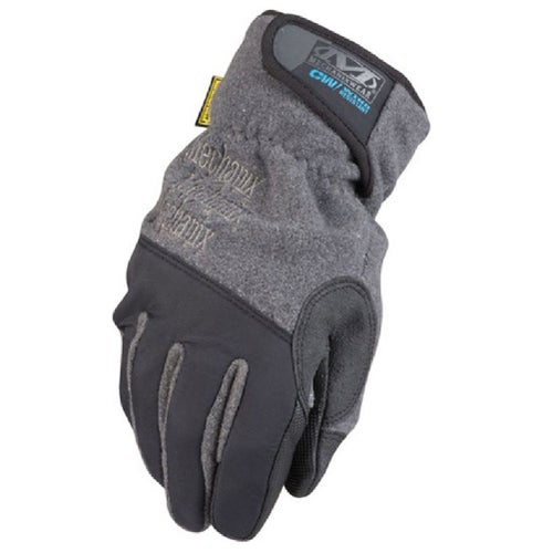 Mechanix Wind Resistant Gloves - Black Grey