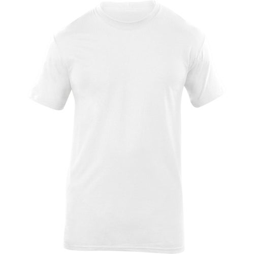 5.11 Tactical Utili-T Crew 3 pack Short Sleeve T-Shirt - White