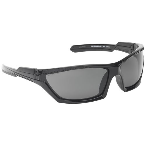 5.11 Tactical CAVU Full Frame Polarised Sunglasses - Black