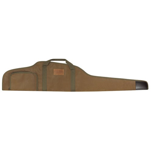 Jack Pyke Rifle and Sight Slip Gun Case - Duotex Brown