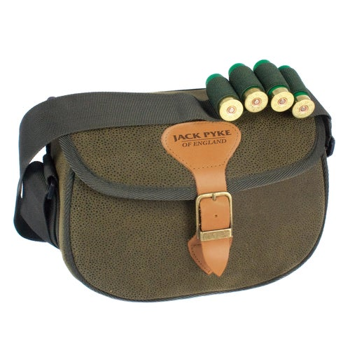 Jack Pyke Speedload Duotex Gun Case - Duotex Green