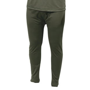Web-Tex Tactical Baselayer Bottoms - Olive Green