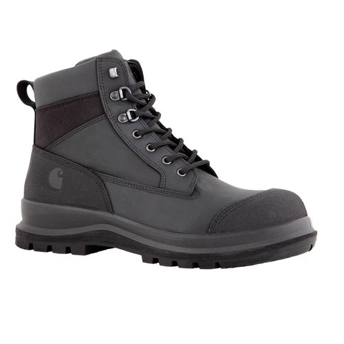 "Carhartt Detroit 6"" S3 Work Boot Safety Boots - Dark Brown"