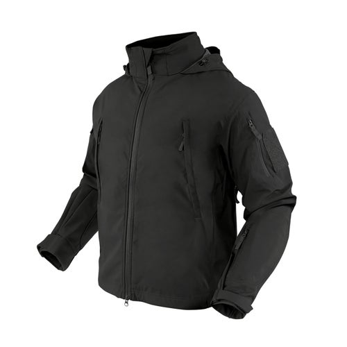 Condor Outdoor Summit Zero Lightweight Softshell Jacket - Black
