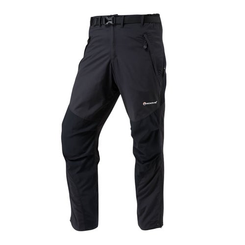 Montane Terra Reg Length Pants - Black