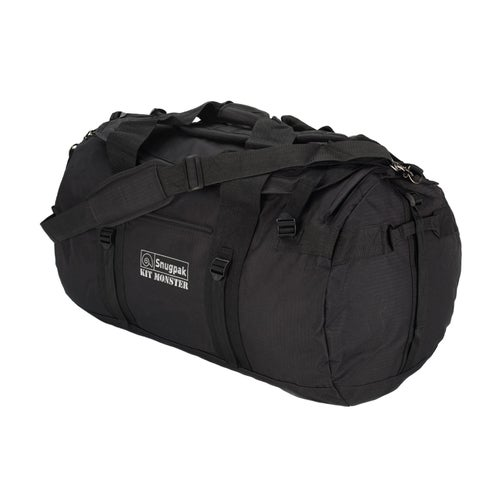 Snugpak Kit Monster 120 Gear Bag - Black