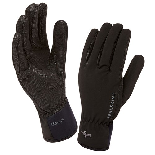 Sealskinz Sea Leopard Gloves - Black