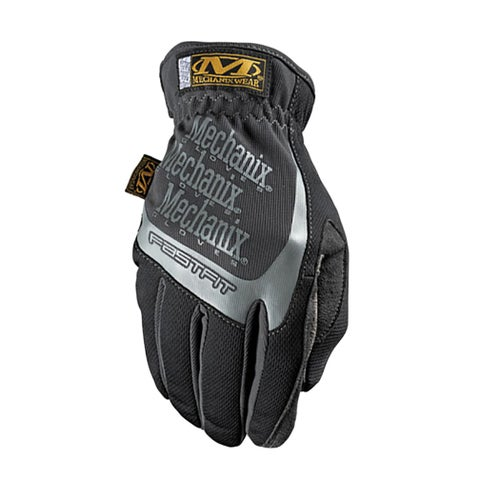 Mechanix Fast Fit Gloves - Black