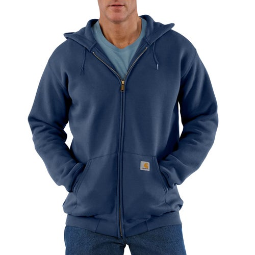 Carhartt Midweight Hooded Jacket - New Navy