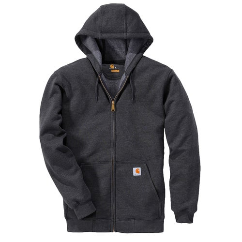 Carhartt Midweight Hooded Jacket - Carbon Heather