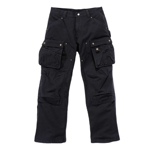 Carhartt Multi Pocket Tech Workwear Pant - Black