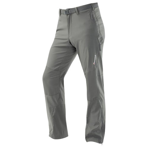 Montane Terra Stretch Reg Length Pants - Shadow