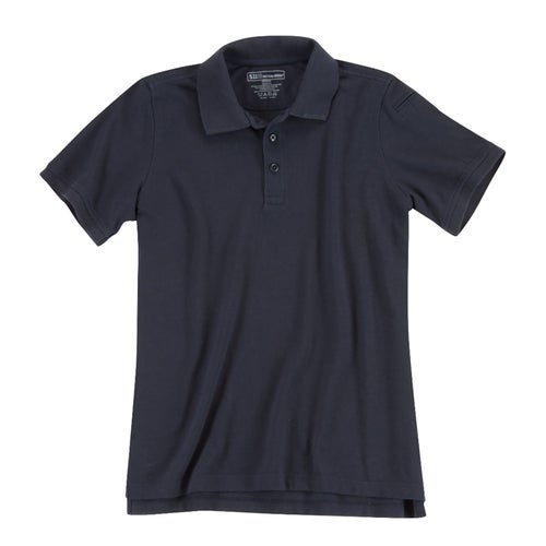 5.11 Tactical Utility Womens Polo Shirt - Dark Navy