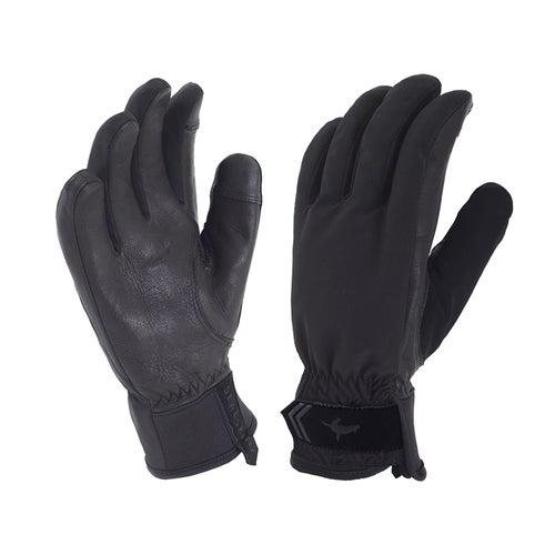 Sealskinz All Season Gloves - Black Charcoal