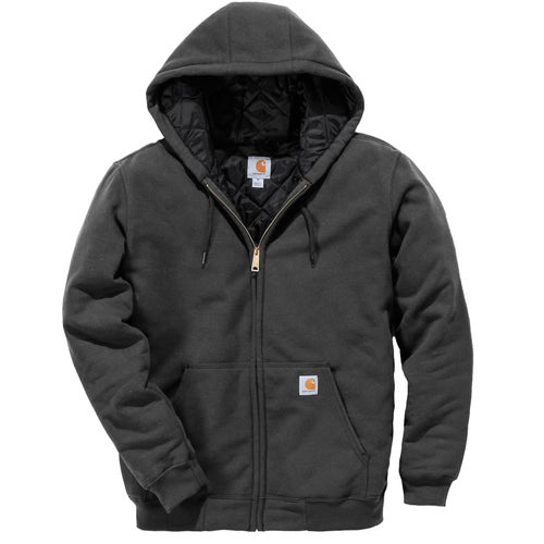 Carhartt 3 Season Hooded Jacket - Charcoal Heather