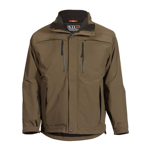5.11 Tactical Bristol Parka Jacket - Tundra