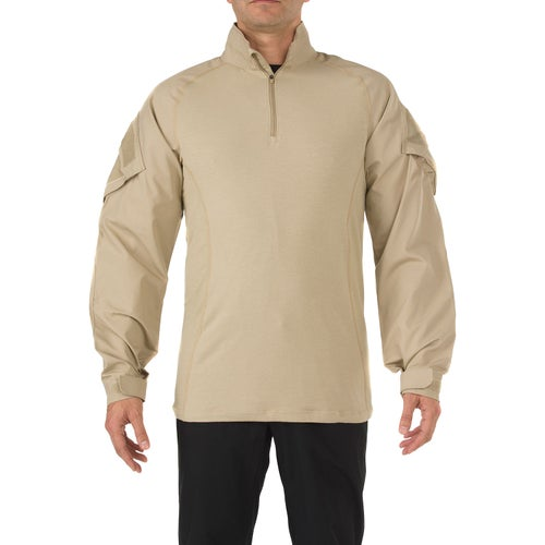 5.11 Tactical Rapid Assault Long Sleeve Shirt - TDU Khaki