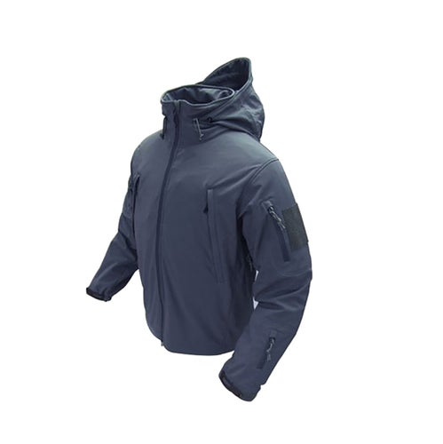 Condor Outdoor Summit Zero Lightweight Softshell Jacket - Navy Blue