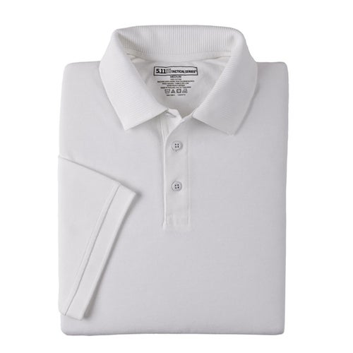 5.11 Tactical Professional Womens Polo Shirt - White