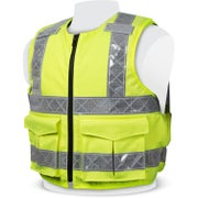 PPSS Hi Vis Cover For Overt Vest