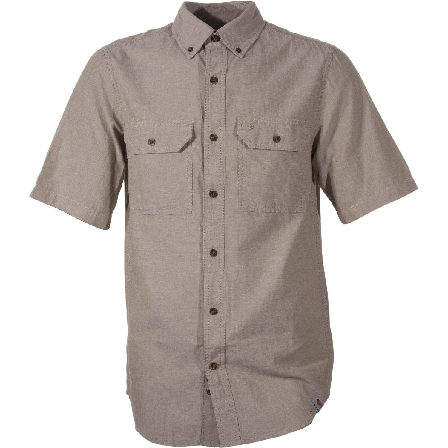 Carhartt Fort Solid Short Sleeved Shirt