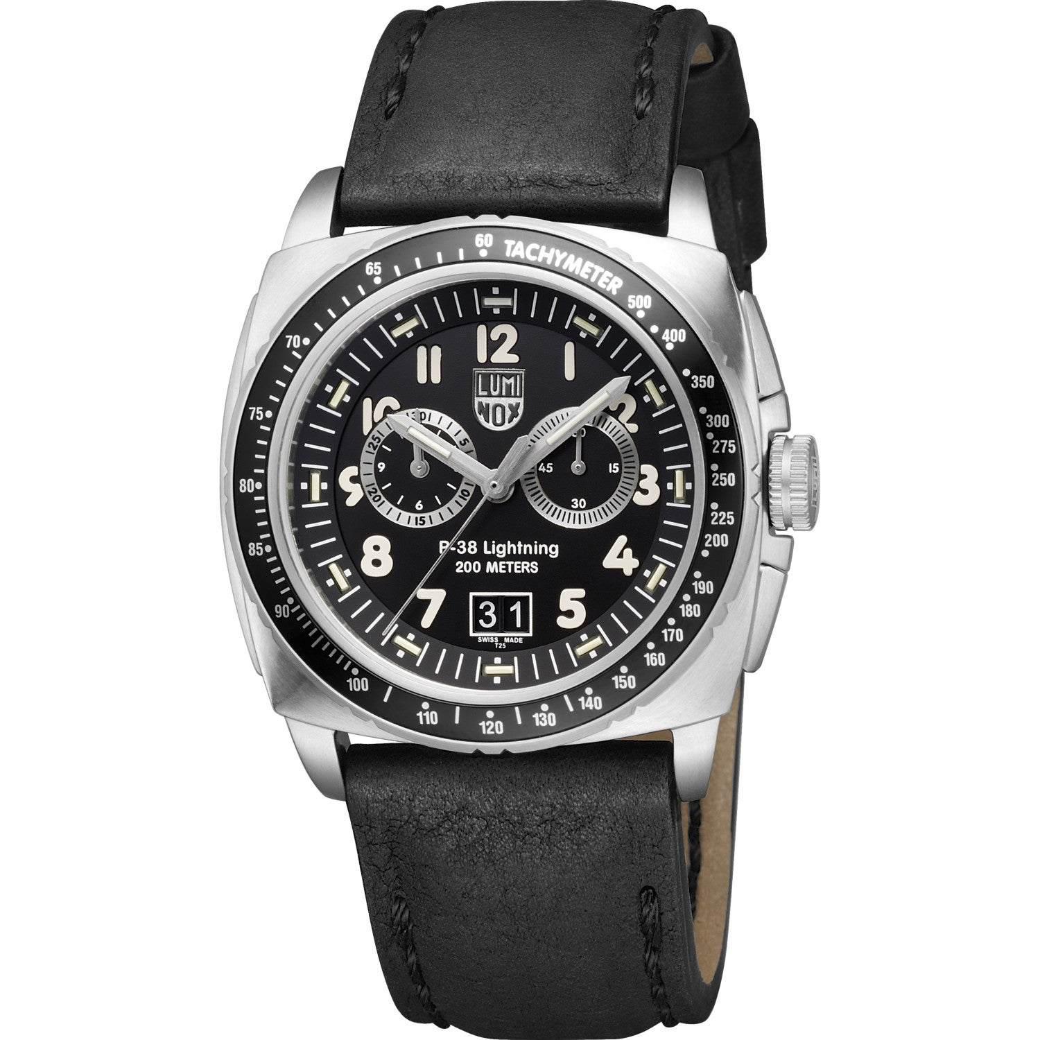 Luminox P-38 Lightning Chronograph Watch