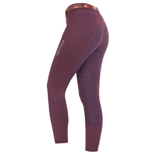 4182996a2426b Just Togs Hudson Ladies Riding Tights from Rideaway