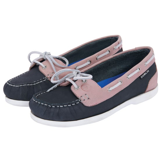 92355d65323e4 Dublin Millfield Arena Ladies Shoes - Navy Pink