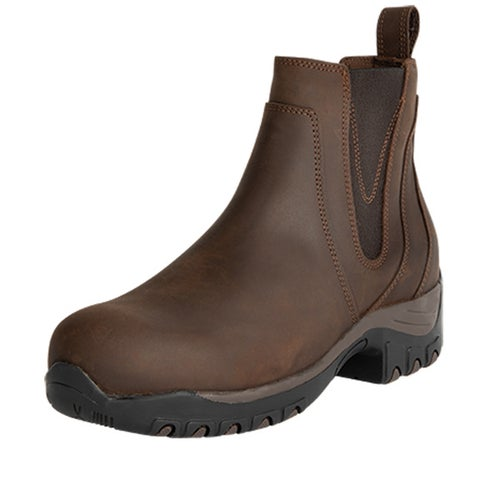 e5227f827dd Bottes Woof Wear Fonte Verde Viana Chelsea Boot - Chocolate