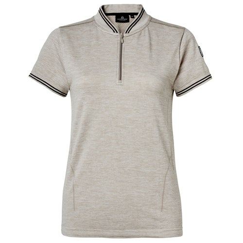 be92e7e71b9a Mountain Horse Charm Tech Ladies Base Layer Top - Savannah Beige