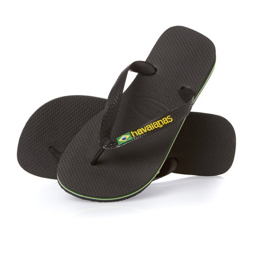 Havaianas Brasil Logo Sandals available from Surfdome 346d40488c2d