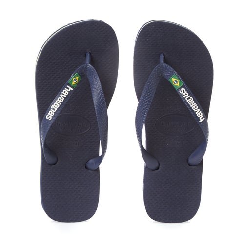 0adec98f59b0f8 Havaianas Brasil Logo Sandals - Free Delivery options on All Orders ...