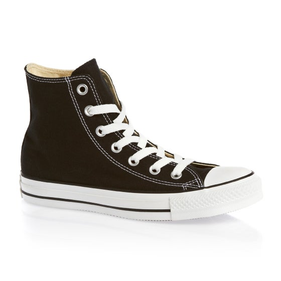 c763f3af3594 Converse. Converse Chuck Taylor All Stars Hi Shoes - Black White